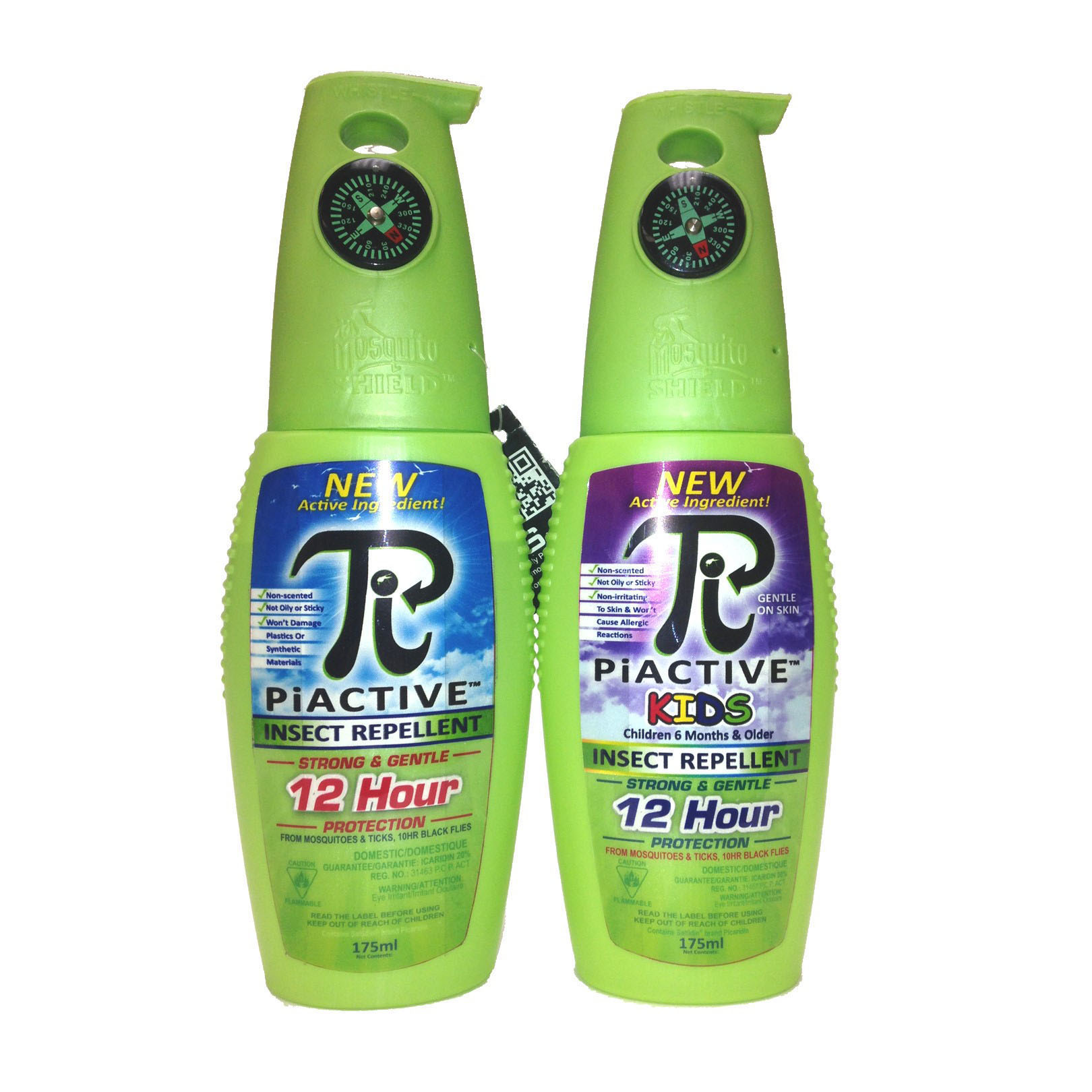 PiACTIVE™ Insect Repellent Kids and Adults
