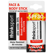 Thinksport Sunscreen