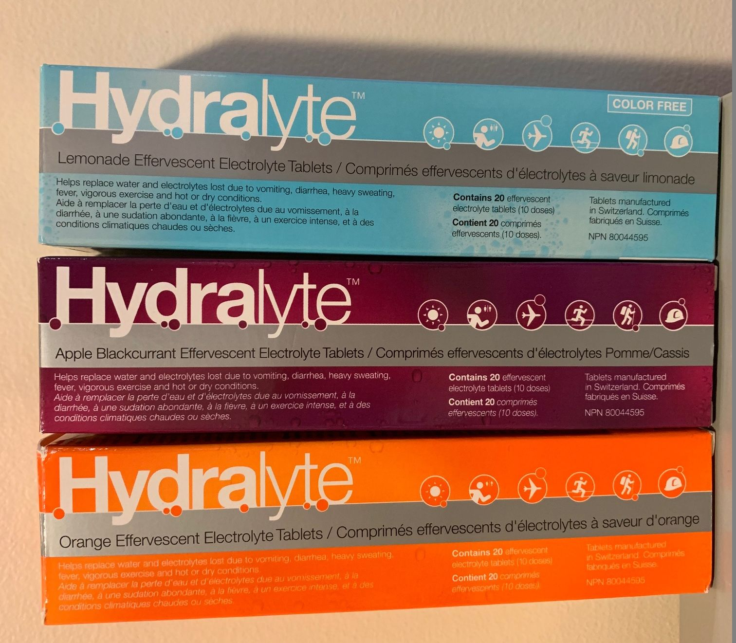 Hydralyte Tablets